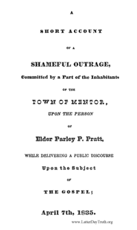 Titles a short account of a shameful outrage committed by a part of the inhabitants of negle Image collections