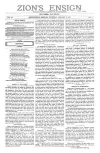 Zion's Ensign, vol. 24, 1913 (PDF)